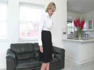 older underwear and shoe bitch plays