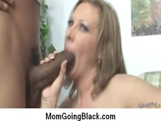 hot woman obtaining drilled by ebony giant 22