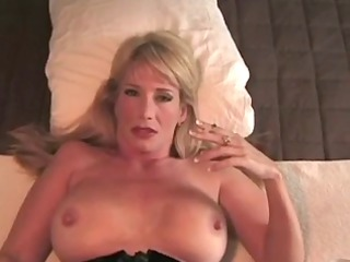 super stepmom smoking and drilling