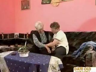 elderly grownup  fuck