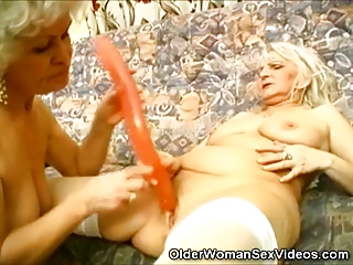 sex toy gangbanging grannies