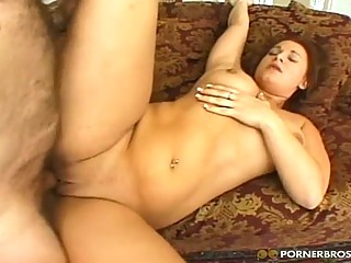 solid mature babe bigs chest bouncing tough