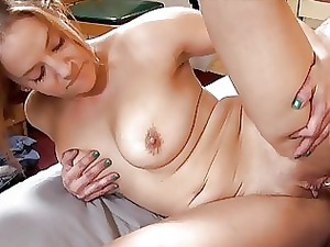 awesome tattooed momma with giant bosom sucks