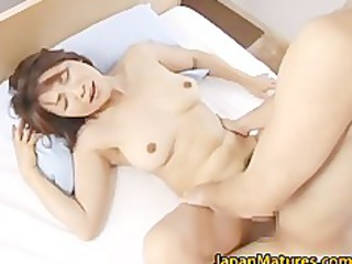 desperate japanese older  chicks licking