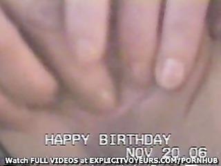 birthday fuck