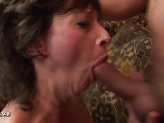 older  bunch  porn gathering goes horny