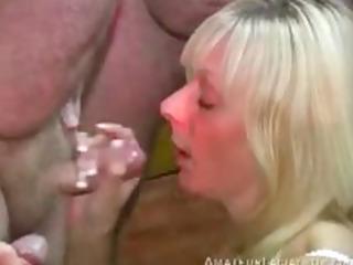 jade, cougar bukkake amp facially blasted