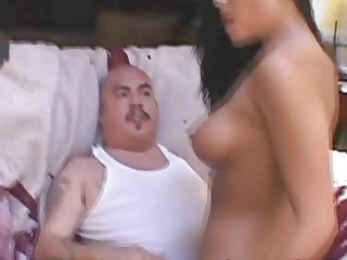 cuckold housewife fucks different man to shame