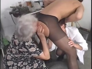 german elderly fuckfest
