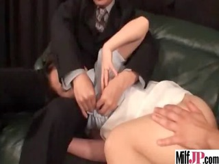 sexy lady japanese women get hardcore gang-banged