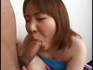 japanese lady worships to lick