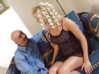 super albino woman as bride does fellatio and