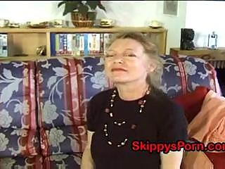 grandma is a slut