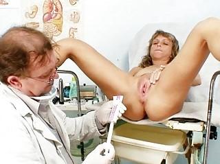 older  vladimira acquires her vagina properly