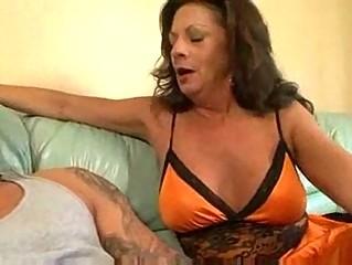 cougar older  margo sullivan fucking amateur guy