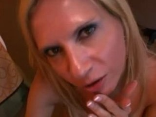 mommy licks cumshots out of dick point of view