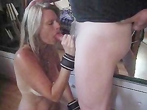 laurie compliation sperm inside her oral