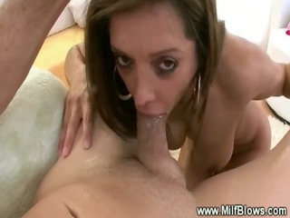 hungry candian lady gives super blowjob
