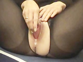 masturbating over creampie?