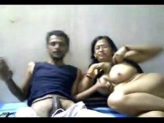 indian cougar pair mr and mrs gupta into webcam