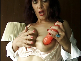 naughty milf gena needs these papers