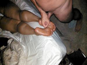 sl33ping feet sperm