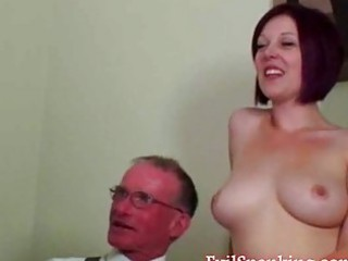 amateur lady takes difficult spanking from a