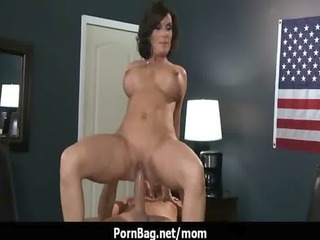 pure horny busty woman acquiring a hard dick 5