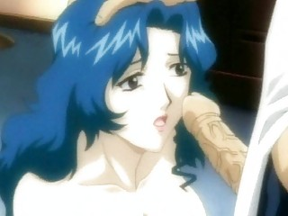 hentai woman doing fellatio inside sixtynine