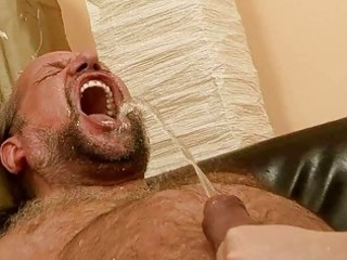 grandpa banging and pissing on slutty rufous