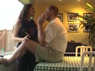 claire lady smoking sex