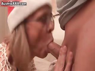 nasty christmas mom inside desperate nylons part3