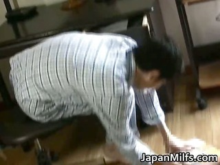 slutty japanese ladies licking and gangbanging