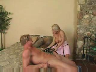 wife strapon lover