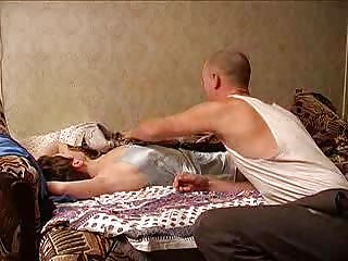 older  milf and dad sexing inexperienced lady
