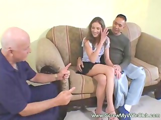sexy petite housewife on amazing porn positions