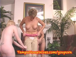 2 woman teach a young housewife to celebration