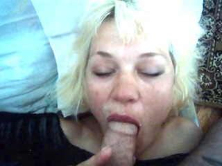 mature ho gets two loads of extremely impressive