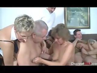 older swingers sex gathering