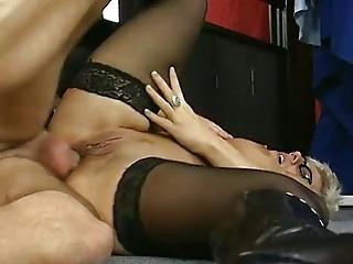 german mature babe pretty shape bottom  clip