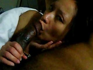 eastern  mature babe eats bbc 1