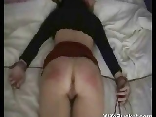 bdsm and anal with maiden