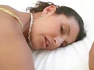 georgina smith in a hotel quarters