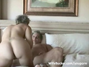 older pair likes house porn