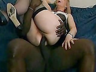 homemade. ebony boy copulates ashen mature