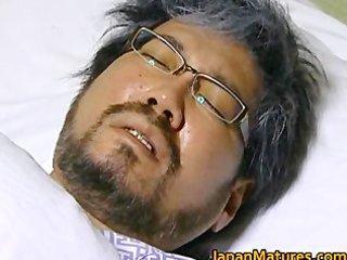 japanese mature babe has insane sex free jav part4