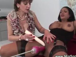 grownup orgasm from fuck mechanism