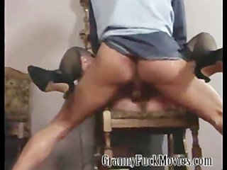 extreme tough elderly group sex act