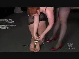 woman bondage