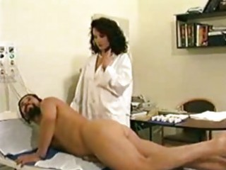 desperate mature babe medic treatment